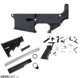 For Sale: 80% AR15 LOWER BUILD COMPLETE KIT