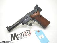 For Sale: High Standard 106 Citation .22lr pistol