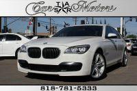 2013 BMW 7 Series 750Li 4dr Sdn 750Li RWD