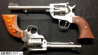 For Sale/Trade: Pair (2) Ruger New Model Single Six's