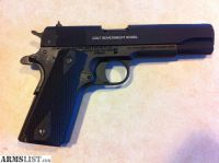 For Sale: Colt 1911 A1 Government Model .22LR