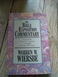 Wiersbe- The Bible Exposition Commentary vol 2