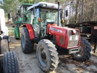 Massey Ferguson 573 Tractor RTR# 7023080-01