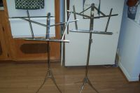 2 Wire Music Stands