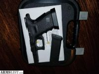 For Sale: Glock 19 Gen 3