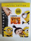 Despicable Me 3 brand new DVD and case