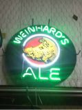 Neon WEINHARDs Ale light