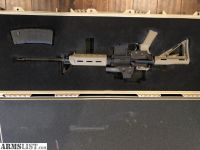 For Sale: Colt M4 LE6920 Dark Earth Eotech