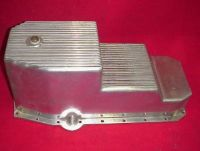 Sell VINTAGE MICKEY THOMPSON CHEVY OIL PAN GASSER HOT RAT ROD EELCO 283 327 350 motorcycle in Fort Wayne, Indiana, United States, for US $695.00