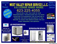 Reliable Refrigerator repair service Freezer not cold? Ice maker not working?
