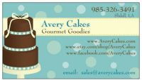 Wedding and Birthday Cakes by Avery Cakes (CENTRAL LA)