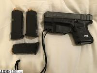 For Sale: Glock 27 Gen 3 with night sights for sale