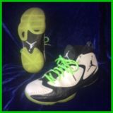 Nike Air Jordan Fly Over Basketball Shoes Size 9 2012