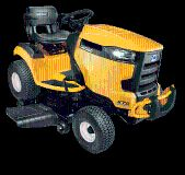 2016 Cub Cadet XT2 LX46 in. - Fabricated Deck Lawn Tractors Lawn Mowers Mandan, ND