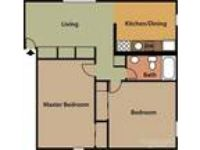 Bay Creek Apartments - Two BR, One BA