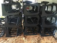 Skid steer grapple buckets best price