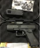 For Trade: Brand new vickers glock 19 in black