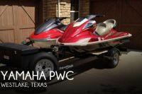 2008 Yamaha FX Cruiser (2) - 2008 & 2004 Jet Skis