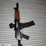 For Trade: M85np 5.56and Interarms AK47