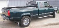 AFTERMARKET FIBERGLASS CONVERSION OR REPLACE DUALLY FENDERS