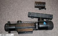 For Sale: 2X-6x Scope