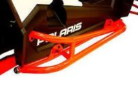 Sell POLARIS 2015-16 RZR 900 NERF BARS- 2 SEAT MODEL DRAGONFIRE RED #520759 #01-1917 motorcycle in Irwin, Pennsylvania, United States, for US $383.99