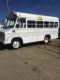 bus (21 passenger bus, Great for party events and business transportation)