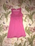 Women s pink Rue 21 summer dress size small excellent condition