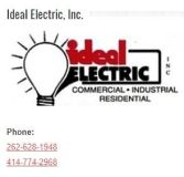 Whole Home Stand By Generators Installed by Ideal Electric