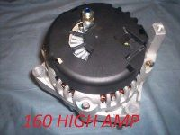 Buy HIGH AMP ALTERNATOR 01-00 GMC Jimmy 4.3L 04-03 00 Chevrolet Blazer 4.3 Generator motorcycle in Porter Ranch, California, US, for US $116.94