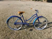 """Huffy Women's Good Vibrations 26"""" Classic Cruiser Bike by Christopher Metcalfe Creations"""