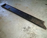 Find 1940 1941 Plymouth Sedan Delivery Running Board NEW NOS OEM Resto Street Rod motorcycle in Mount Clemens, Michigan, United States, for US $395.00