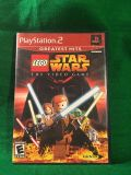 LEGO Star Wars PS2 Video Game