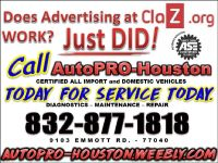 Transmission Repair Shop Houston Harris County TX