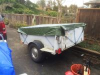$100, Utility Trailer Project