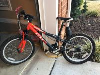 """20"""" GT trail youth mountain bike in gently used condition"""