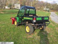 For Sale: Full deluxe cab John Deere Gator