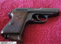 For Sale: 1938 WALTHER PPK NAZI