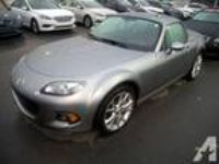 2013 Mazda MX-5 Miata Grand Touring Grand Touring 2dr Convertible 6A w/Power
