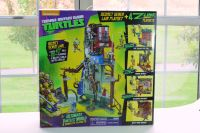 NEW Teenage Mutant Ninja Turtles Sewer Lair Playset