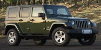 Stop By and Test Drive This 2009 Jeep Wrangler Unlimited with 134,700 Miles