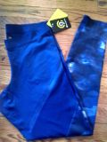 Anna Kaiser Champion running leggings... Full length with see through netting on thighs... Sexy!! Size XL... NWT!!! Price firm