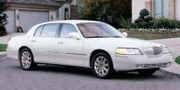 2003 Lincoln Town Car Executive (Vibrant White Clearcoat)