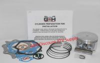 Sell Honda TRX450 Foreman Cylinder Top End Rebuild Kit Machining Service TRX 450 ATV motorcycle in Somerville, Tennessee, United States, for US $173.95