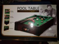 Tabletop Pool Table New