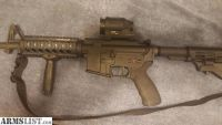 "For Sale/Trade: ""Reduced"" Bushmaster AR15"