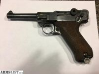 For Sale: German Luger