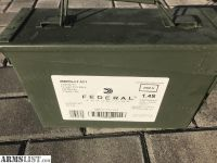 For Sale: 420 Rds 62gr. 5.56mm Green Tip on Stripper clips in sealed ammo can