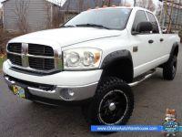 2007 Dodge Ram 2500 4X4 QUAD CAB CUMMINS 5.9 DIESEL LIFTED LONG BED
