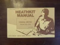 Heathkit Assembly Manual Coaxial Switch Model HD-1234